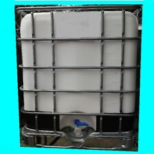 1000L IBC Water Tank NON TRANSPARENT Opaque White Reduced $$ LTD Stock