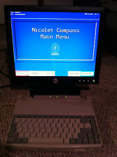 Nicolet Compass notebook EMG/NCV Laptop