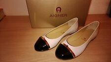 ETIENNE AIGNER NO BAG BALLERINE TG. 38,5 EU NUOVE, VERA OCCASIONE MADE IN ITALY
