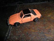 1977 Tomica Vintage Fiat X1/9 #F28 Orange S 1/59 Japan TOMY EX+ C-8 HTF COLOR
