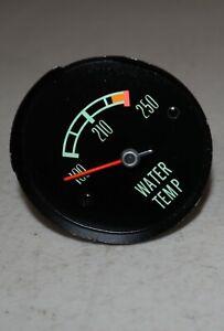 Water Temperature Gauge for 1966- 1967 Corvette - P/N 6402594