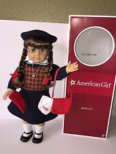 American Girl Doll Molly With Accessories
