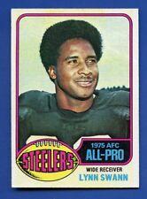 1976 Topps # 140 Lynn Swann  HOF  Pittsburgh Steelers  NM  additional ship free