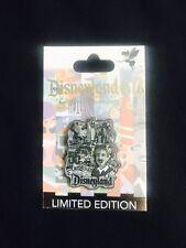 Disney Dlr Disneyland 60th Diamond Decades Opening Day Pin 1955 Black White Walt