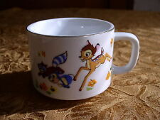 Sango China Disney's Bambi Porcelain Mug