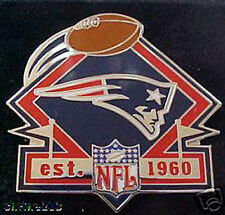 New England Patriots Established 1960 Collector Pin PDI