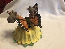 Charming Tails 1994 UP UP AND AWAY Musical Silvestri  FLIGHT OF THE BUTTERFLY