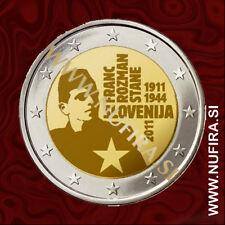2011 Slovenia 2 EUR (Franc Rozman - Stane)