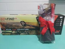 SUMMER SPECIAL Genuine Minelab GO-FIND 22 with free bag
