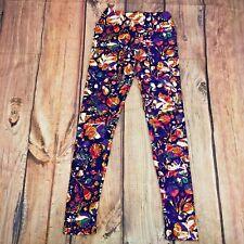 LULAROE Leggings Women Size OS ( One Size ) Yoga Pants #RN 142161 - NEW