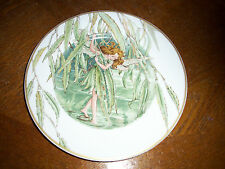 CICELY MARY BARKER Fairies of the Fields & Flowers WILLOW Fairy Plate Ltd Ed