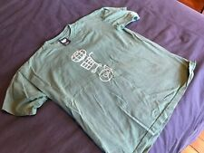 U2 Popmart 1997 Tour Shirt (Green, Size L, Used, Good Condition)