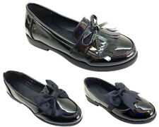New Girls Black School Shoes Kids Formal MARY JANE FORMAL CASUAL PARTY SIZE