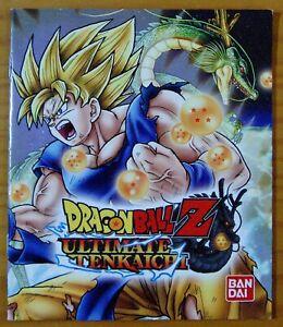 Manual Instructions Dragon Ball Ultimate Tenkaichi PLAYSTATION 3