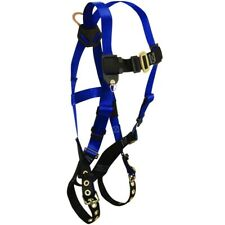 Falltech Contractor Fall Protection Safety Body Harness Universal Fits Most