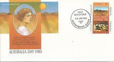 1985 Australia Day Sunnybank Qld  25 Jan 1985 Set 2  on FDC