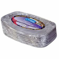 Kingfisher Disposable Catering Serving Party Foil Platters 14 Inches Pack Of 20