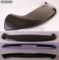 For Astra H 3 Door HATCHBACK TAILGATE ROOF SPOILER Wing Window Rear Lip Boot