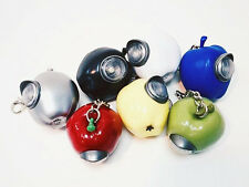 MEDICOM TOY UNDERCOVER GILAPPLE LAMP LIGHT KEYCHAIN 7pcs SET without batteries