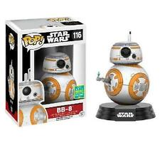 BB-8 Thumbs Up-Star Wars Pop Vinilo Verano (SDCC) 2016 MIB Convention
