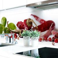 Küchenrückwand Gewürz Mix Premium Hart-PVC 0,4 mm selbstklebend