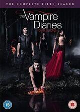 Vampire Diaries : Season Series 5 DVD, 2014, 5-Disc Set R4 New Sealed