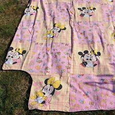 Duvet cover Housse de couette Minnie, Mickey, Disney, vintage