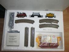 Märklin 2921 Western-Train Starter Set with Steam Texas & Western 13 Ovp Scale