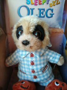 Compare the Market Sleepy Oleg Limited Edition Toy & Certificate - Charity Item