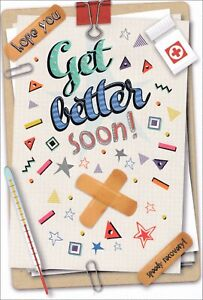 Hope You Get Better Soon Card, Get Well Soon
