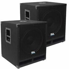 Seismic Audio Pair  15