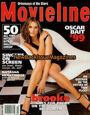 Movieline 10/99,Brooke Shields,October 1999,NEW
