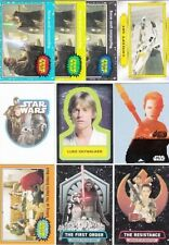 2015 Topps Star Wars Journey to the Force Awakens (400) Card Master Set