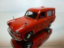 VANGUARDS FORD ANGLIA VAN - ROYAL MAIL - RED 1:43 - EXCELLENT CONDITION  4