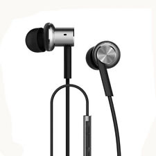 Xiaomi Piston iron Circle Earphone In-Ear Headphones Headset w/Mic Black OpenBox