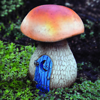 Fairy Garden Accessories- Fiddlehead Fairy Gardens- Outdoor/Indoor Weatherproof