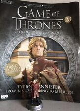 Game Of Thrones GOT Official Collectors Models #28 Tyrion Lennister (Hochzeit)