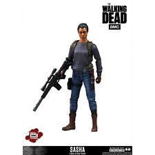 The Walking Dead TV Series 10 Sasha Figure McFarlane Toys 2017