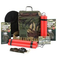 Kids Army Ultimate Great Escape Pack - Kids Military Army Role-play Ideas Gift