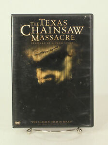 The Texas Chainsaw Massacre Used  DVD  MC7B