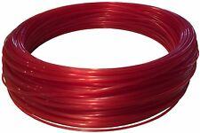 250lb 1.6mm Red Monofilament Leader, Speargun Line 300ft(90m), Made in USA