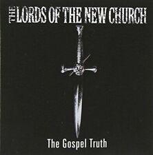 Lords Of The New Church - The Gospel Truth (NEW 3 x CD & DVD)
