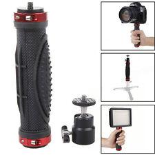 "1/4"" Screw Handheld Holder Grip Stand Stabilizer for GoPro Hero Camera Flash Cam"
