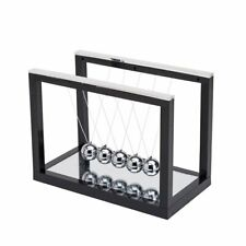 THY COLLECTIBLES Newtons Cradle Balance Balls With Mirror Desk Top Decoration...