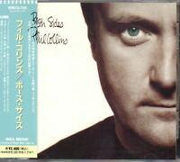 Phil Collins Both Sides JAPAN CD with OBI WMC5-700