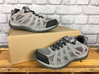 COLUMBIA LADIES UK 4 EU 37 GREY REDMOND LOW WALKING SHOES RRP £70