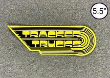 """Classic Tracker Trucks Wings Skateboard Sticker 5.5"""" sk8"""