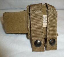 Eagle Industries Slung Weapon Belt Catch, Coyote MC-SWBC-MS-COY Dtd: 3/10