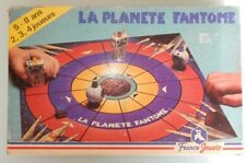 RARE JEU DE SOCIÉTÉ LA PLANÈTE FANTÔME SCIENCE FICTION FRANCE JOUET ROBOT