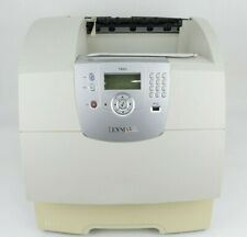 Lexmark T642 Laser Printer Tested